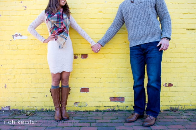Danielle + Michael Old Town Engagement Session (9 of 90)